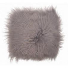 Icelandic sheepskin Sliver Grey